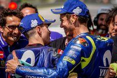 Valentino Rossi dan Vinales Beda Pendapat soal Mesin Yamaha M1