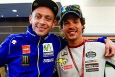 Bersaing dengan Valentino Rossi Jadi Motivasi bagi Franco Morbidelli