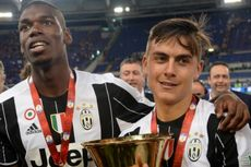 Rindu Bermain Bersama, Dybala Ingin Pogba Kembali ke Juventus