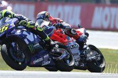 Andrea Dovizioso Minta Maaf kepada Valentino Rossi