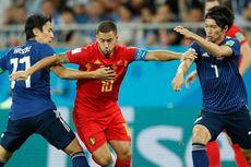 Roberto Martinez Puji Kepemimpinan Eden Hazard di Belgia