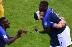 Final Piala Dunia, Gelandang Perancis Sebut Pemain Kroasia Petarung