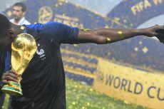 Gelar Piala Dunia 2018 Bikin Performa Paul Pogba Menurun