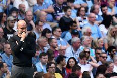 Guardiola Anggap Man City Beruntung Saat Menang Telak atas West Ham