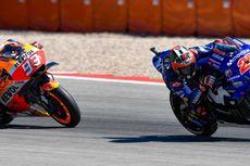 Marquez: Vinales Lebih Butuh Motivasi Ketimbang Ganti Nomor Motor
