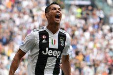 Ronaldo Bukan Eksekutor Utama Bola Mati di Juventus