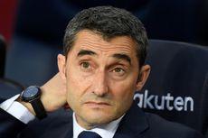 Barcelona Tersingkir, Nasib Valverde di Ujung Tanduk