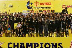 Ryuji Ikut Antar PTT Rayong Promosi ke Kasta Tertinggi Liga Thailand