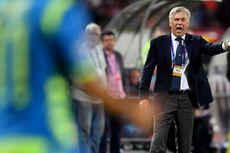 Liverpool Vs Napoli, Ancelotti Nilai Van Dijk Harusnya Dikartu Merah