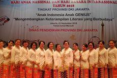 Saint Monica Jakarta School, Sekolah yang Penuh dengan Prestasi