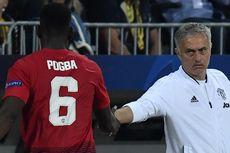 Man United Vs Arsenal, Mourinho Puji Penampilan 15 Menit Paul Pogba