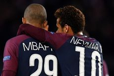 Pihak PSG Bantah Isu Penjualan Kylian Mbappe dan Neymar