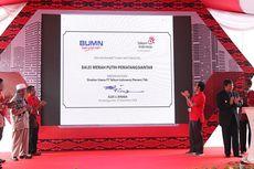 Telkom Resmikan Balei Merah Putih, Grapari Telkom Group dan Modern Broadband City Pematangsiantar