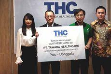 """Bantu Pulihkan Palu-Donggala, Tawada Healthcare Sumbang """"Hospital Bed"""" untuk Rawat Warga"""