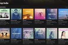 Musik Indonesia Ternyata Digemari Juga Oleh Penikmat Spotify di Mancanegara