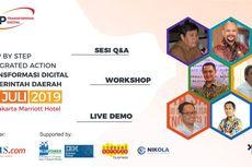 Indonesia menuju SPBE, Smart City, dan Smart Province