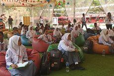 Peserta Siswa Mengenal Nusantara (SMN) Provinsi Maluku ikuti Pelatihan Kopi dengan Mitra Binaan PT Indra Karya (Persero)