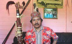 Mengenal Mandau, Senjata Tradisional Suku Dayak
