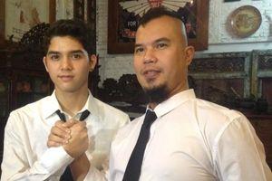 Ahmad Dhani: Al Kecelakaan, Mohon Doa
