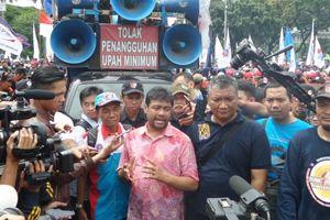'May Day', Buruh Turun ke Jalan dan Deklarasi Capres 2019