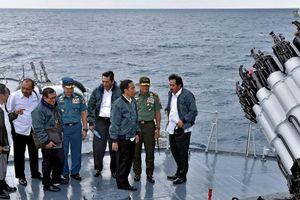 Jokowi: Natuna Diklaim, Saya Panas, Saya Bawa Kapal Perang
