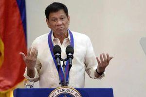 'Keluar dari Mahkamah Kriminal Internasional, Akhir bagi Duterte'