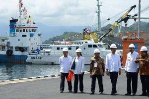 Wali Kota: Pak Jokowi Tanya Pelabuhan Sibolga, Saya Jawab 'Sudah 75 Persen'