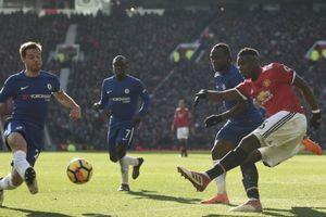 Hasil Liga Inggris, Manchester United Tumbangkan Chelsea