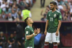 Ketika Gol Kemenangan Meksiko atas Jerman Sebabkan Gempa...