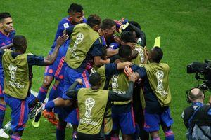 Piala Dunia 2018, Kolombia Menang 3-0 dan Singkirkan Polandia