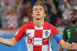 Piala Dunia 2018, Luka Modric Pemain Terbaik, Courtois Kiper Terbaik