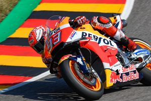 Hasil MotoGP: Marquez Juara, Rossi 'Runner-up'