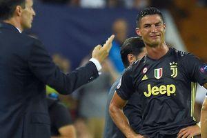 27 September, UEFA Umumkan Hukuman untuk Ronaldo