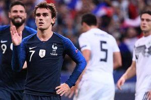 Perancis Vs Jerman, Dua Gol Griezmann Menangkan Les Bleus