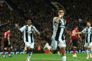 Hasil Man United Vs Juventus, Gol Dybala Menangkan Si Nyonya Besar