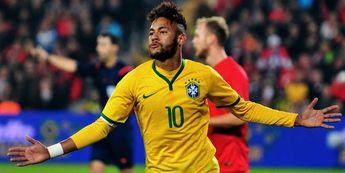 Timnas Brasil, Mencari Gelar Ke-6 Di Piala Dunia Rusia 2018