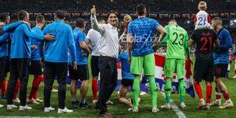 Kroasia, Zlatko Dalic, Piala Dunia 2018