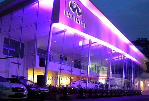 Nissan Indonesia Menyerah Jualan Infiniti
