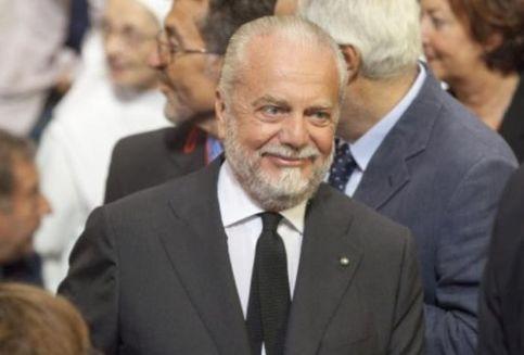 Presiden Napoli Duga Liverpool dan AS Roma Dimiliki Pihak yang Sama