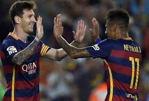 Lionel Messi Tidak Rela Neymar Pindah ke Real Madrid