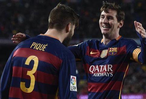 Pique: Messi adalah Kunci, Kami Hanya Perlu Mengikutinya