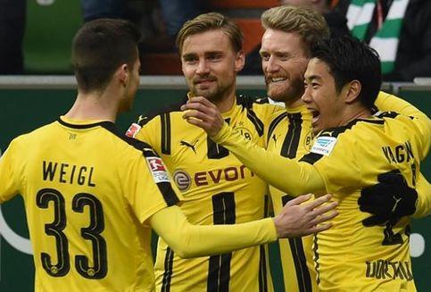 Schuerrle Berpotensi Tinggalkan Dortmund pada Musim Panas Ini