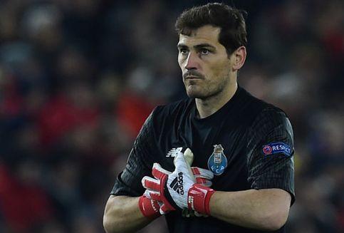 Keluar dari Rumah Sakit, Casillas Ucapkan Terima Kasih