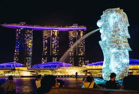 Tahun Baru, Saatnya Jadi Diri Sendiri di Singapura