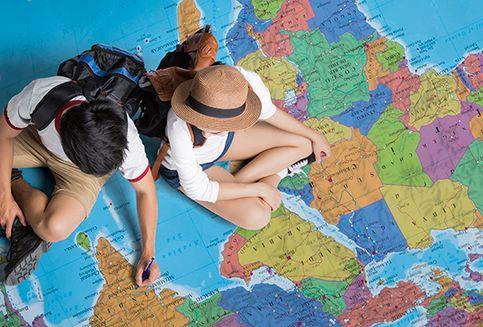Mulai Dari Asia, Ayo Jelajahi Dunia Tanpa Harus Membobol Tabungan!