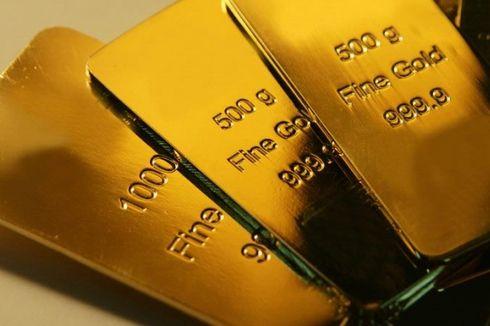 Dollar AS Menguat, Harga Emas Berjangka Turun dalam 4 Hari Berturut-turut