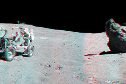 Empat Fakta Tentang Apollo 16, Salah Satu Misi Pendaratan Ke Bulan