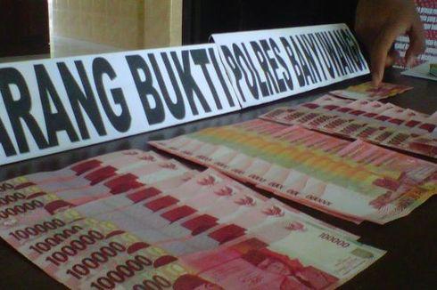 Polisi Tangkap Pengedar Uang Palsu di Tanjung Priok