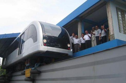 Monorail Dibangun untuk Hubungkan Meikarta dengan Jalur Kereta Cepat