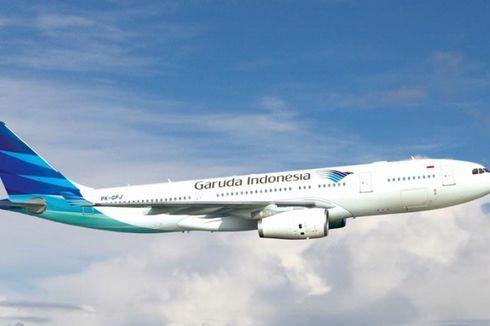Garuda Indonesia Naikkan Tarif Surat Muatan Udara hingga 50 Persen